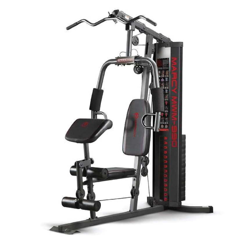 Marcy Multifunctional Home Gym Station