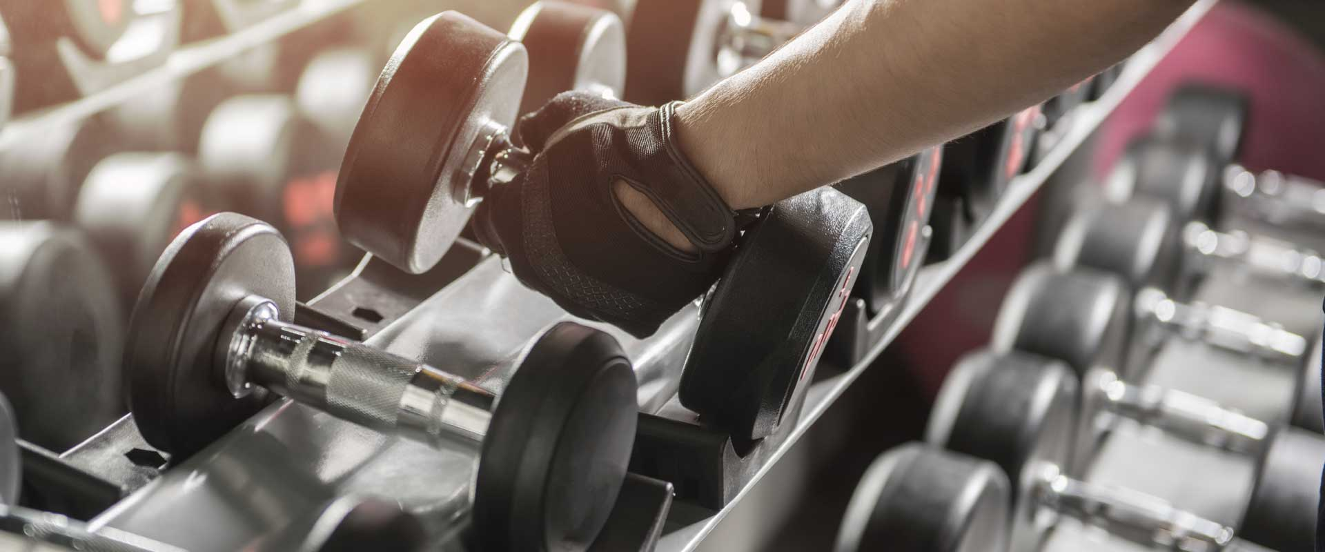 Nine home gym essentials you need dumbells